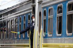 В Тернополе пассажиры поезда подняли бунт