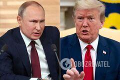 У Трампа назвали условие снятия санкций с России