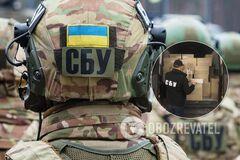 СБУ остановила контрабанду сигарет в Украину