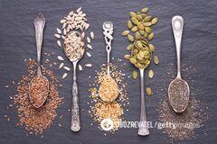 Семена льна являются источником ненасыщенных жирных кислот