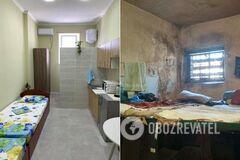 В Запорожском СИЗО один человек выкупил все места в VIP-камере, другие живут в антисанитарии