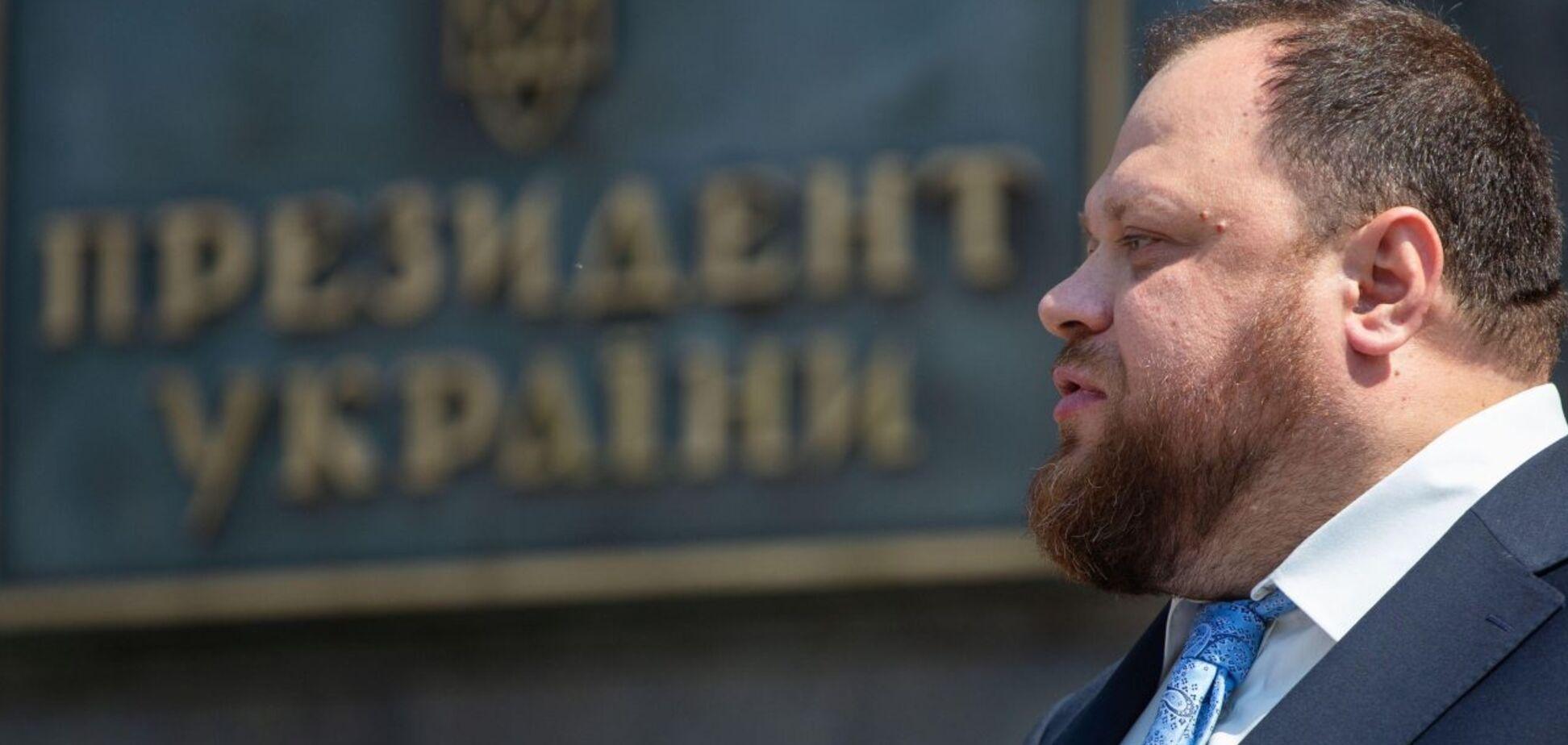 Стефанчук допустил вынесение вопроса об особом статусе Донбасса на референдум