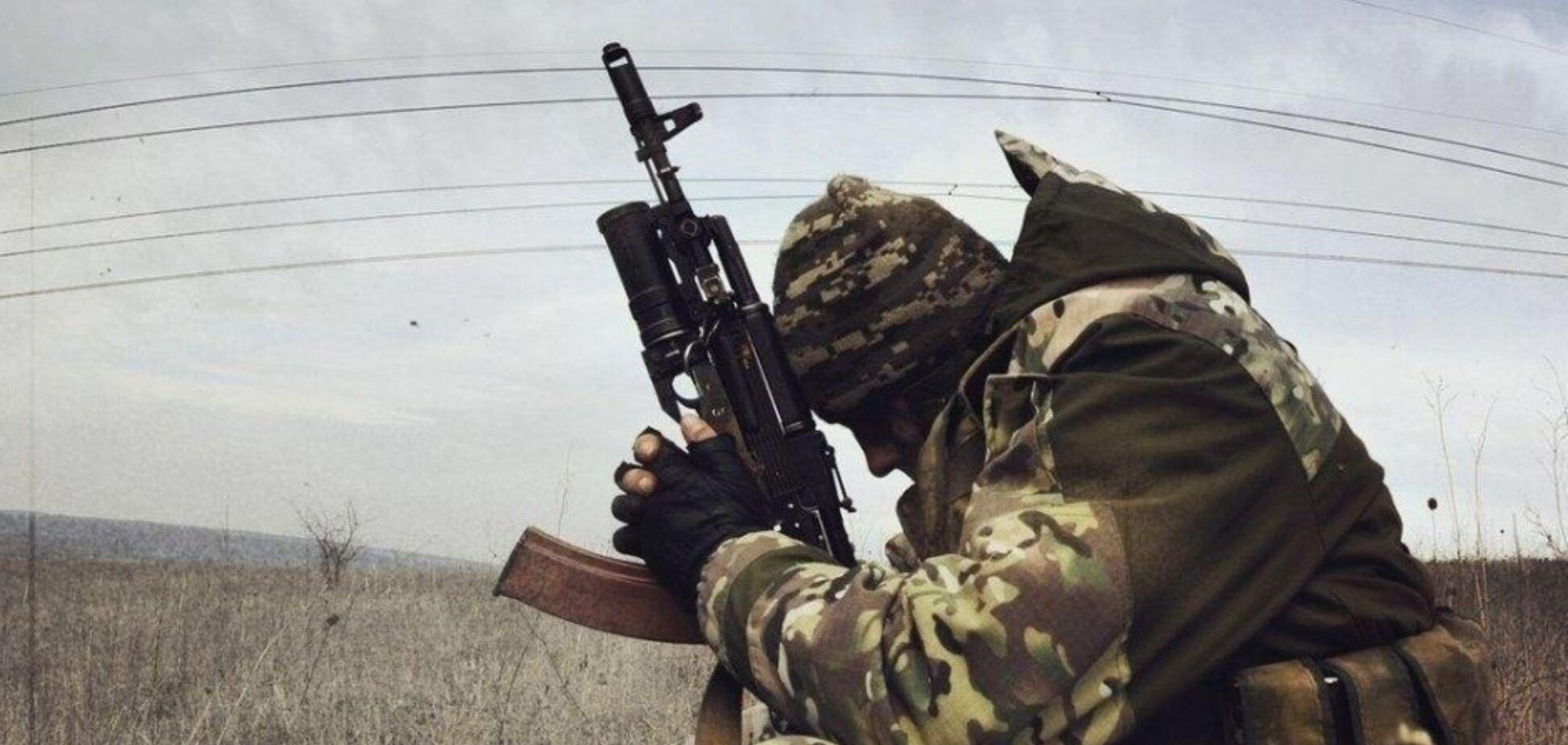 Терористи двічі відкривали вогонь по ОС