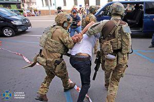 Задержание Сухроба Каримова