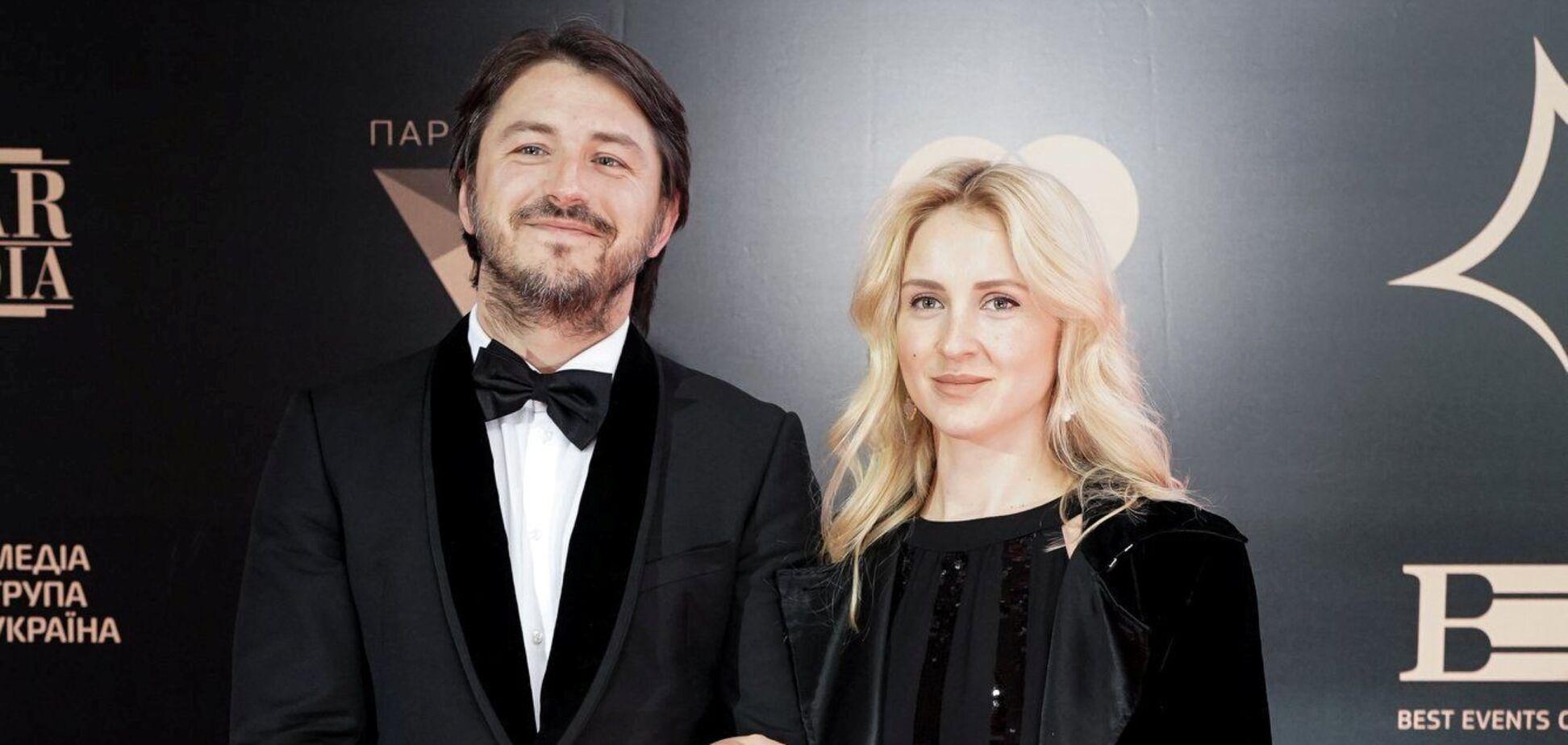 Сергей Притула с женой Катериной