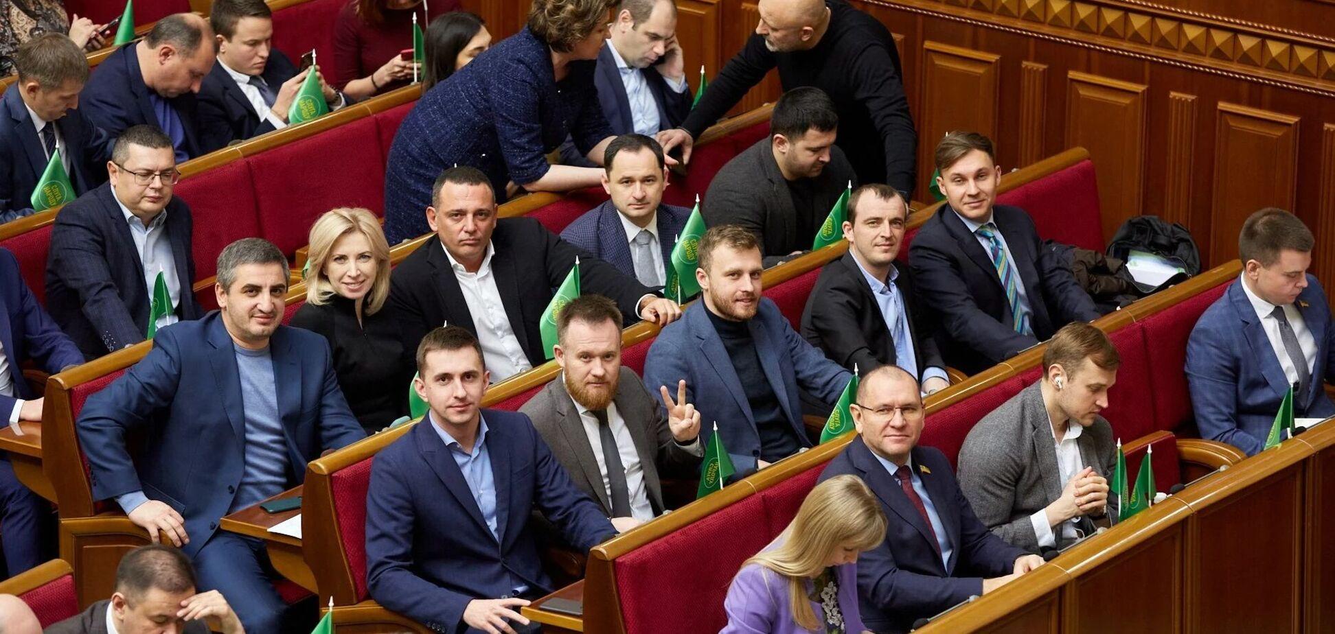 Временщики. За что украинцам любить 'слуг народа'?