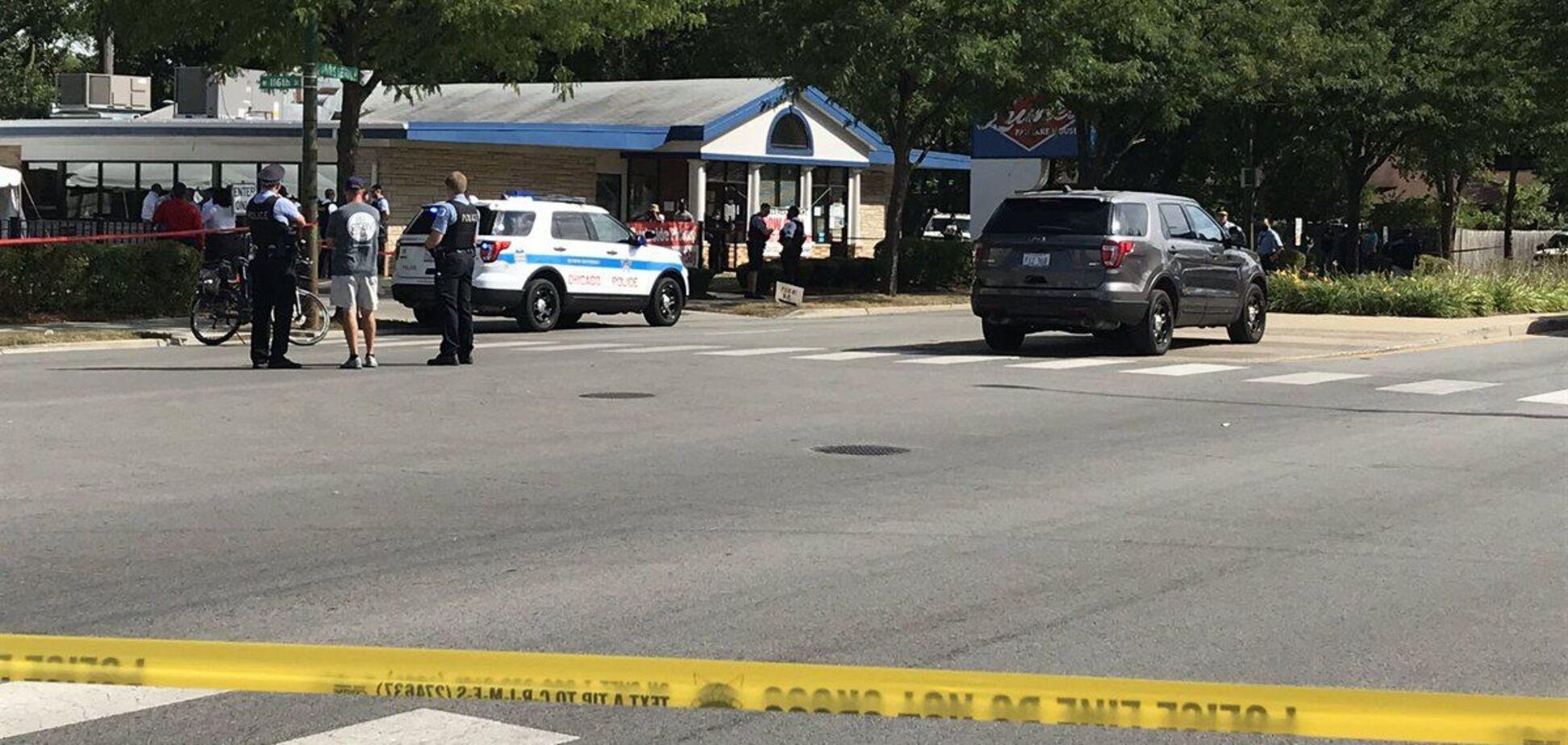 У Чикаго обстріляли відвідувачів кафе