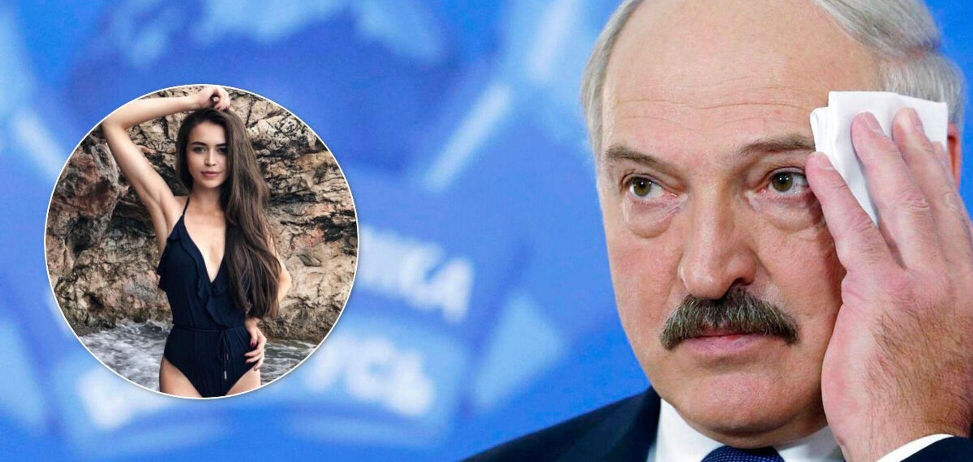 С каким женщинами встречался Лукашенко