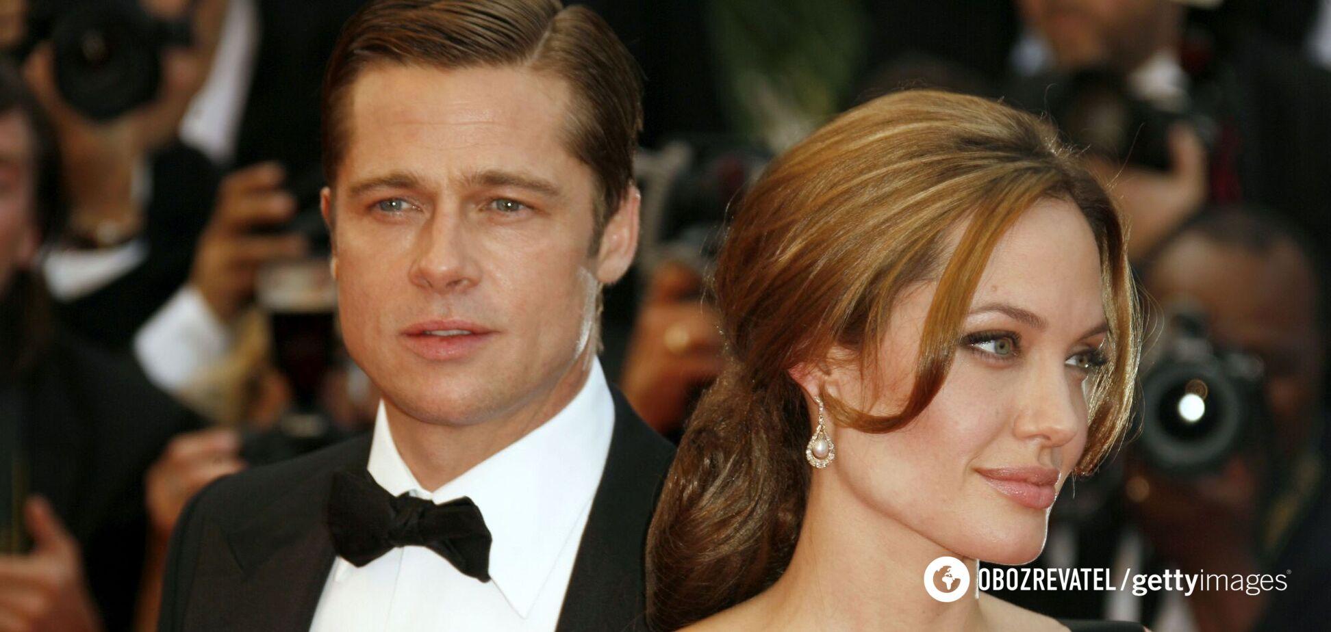 Джолі заявила, що їй не цікаве особисте життя Пітта
