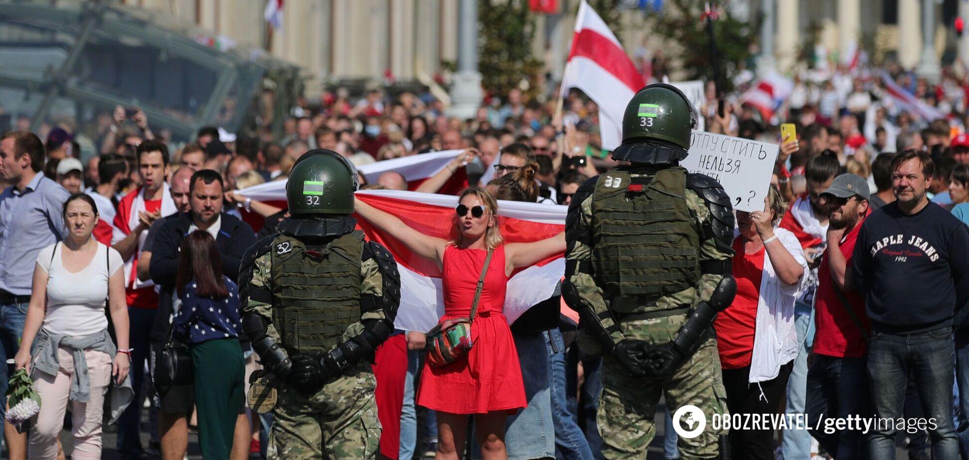 Почему россияне поддерживают беларуский протест?