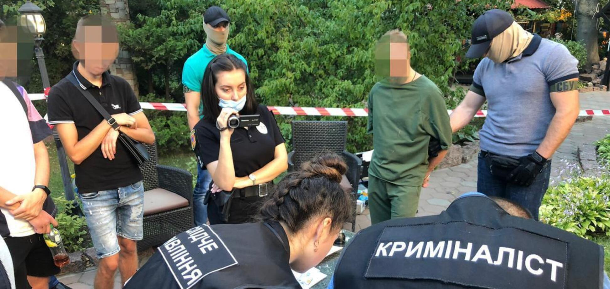 У Києві імітували викрадення і вбивство ІТ-підприємця, а ймовірного замовника впіймали в Одесі