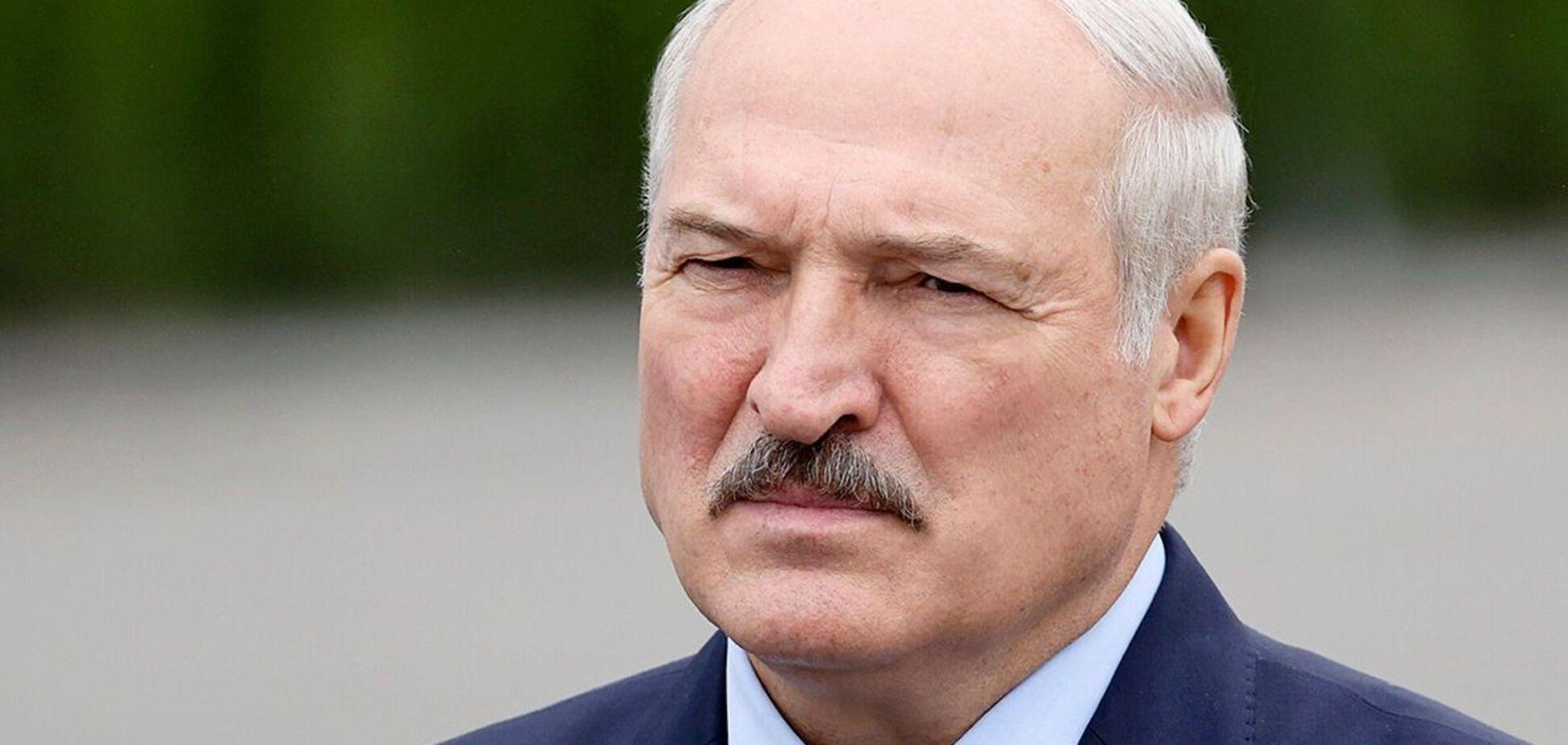 Латвия отменила визит Лукашенко в Ригу