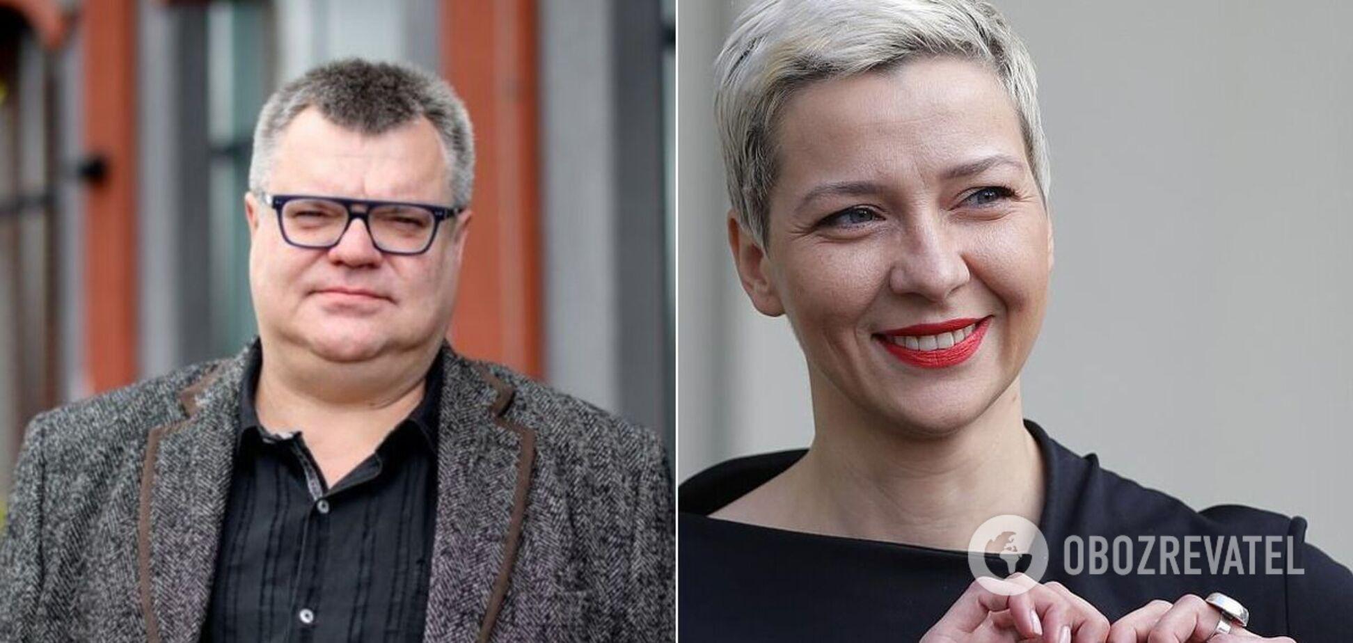 Виктор Бабарико и Мария Колесникова создали политическую партию 'Вместе'