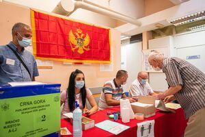 На выборах в Черногории, по данным экзитполов, побеждает оппозиция