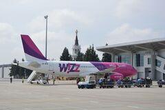 Под сокращение попали рейсы из пяти украинских городов