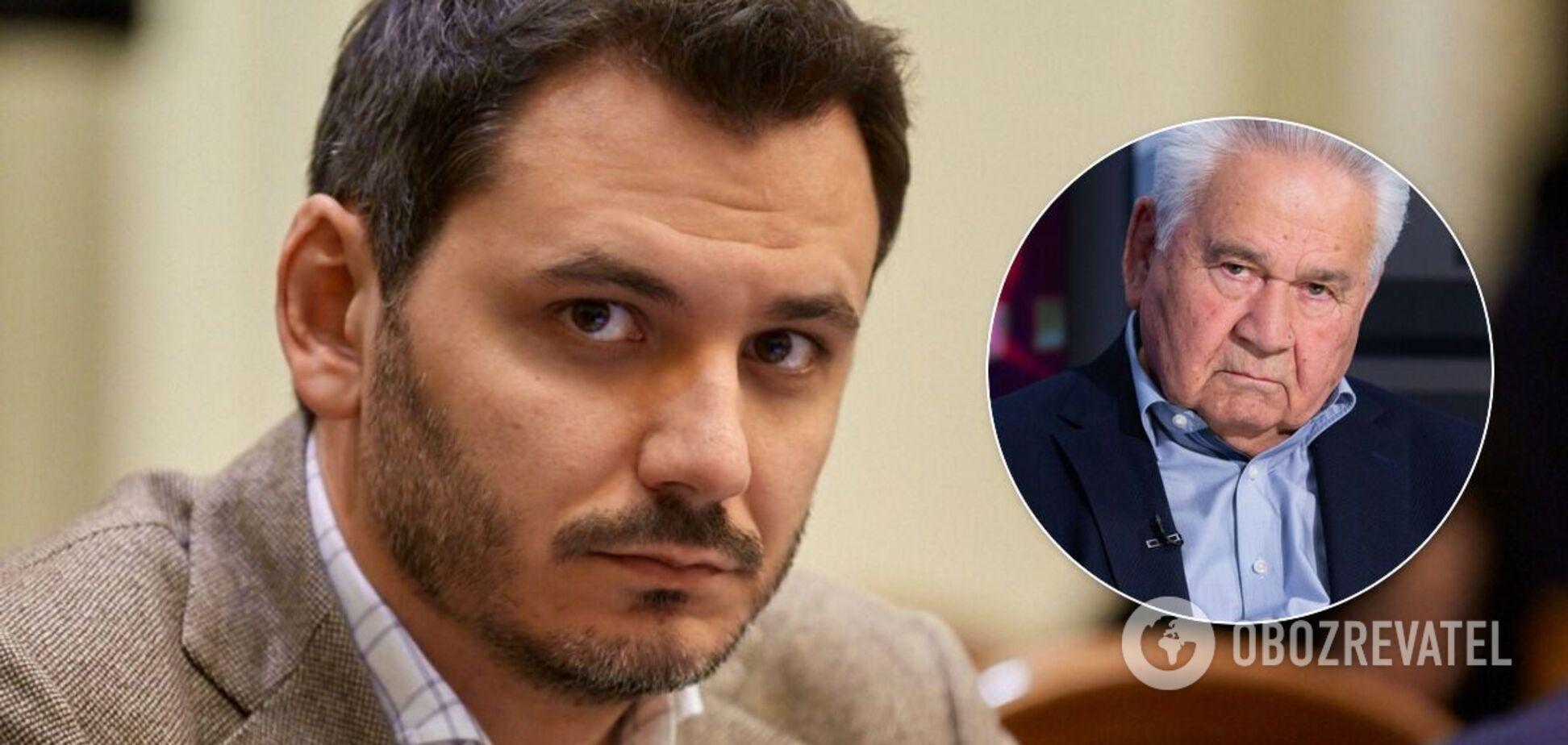 Егор Чернев и Витольд Фокин