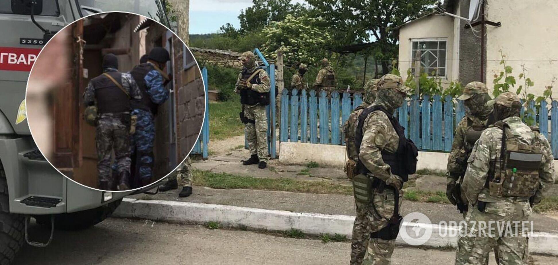 Обшуки у кримських татар