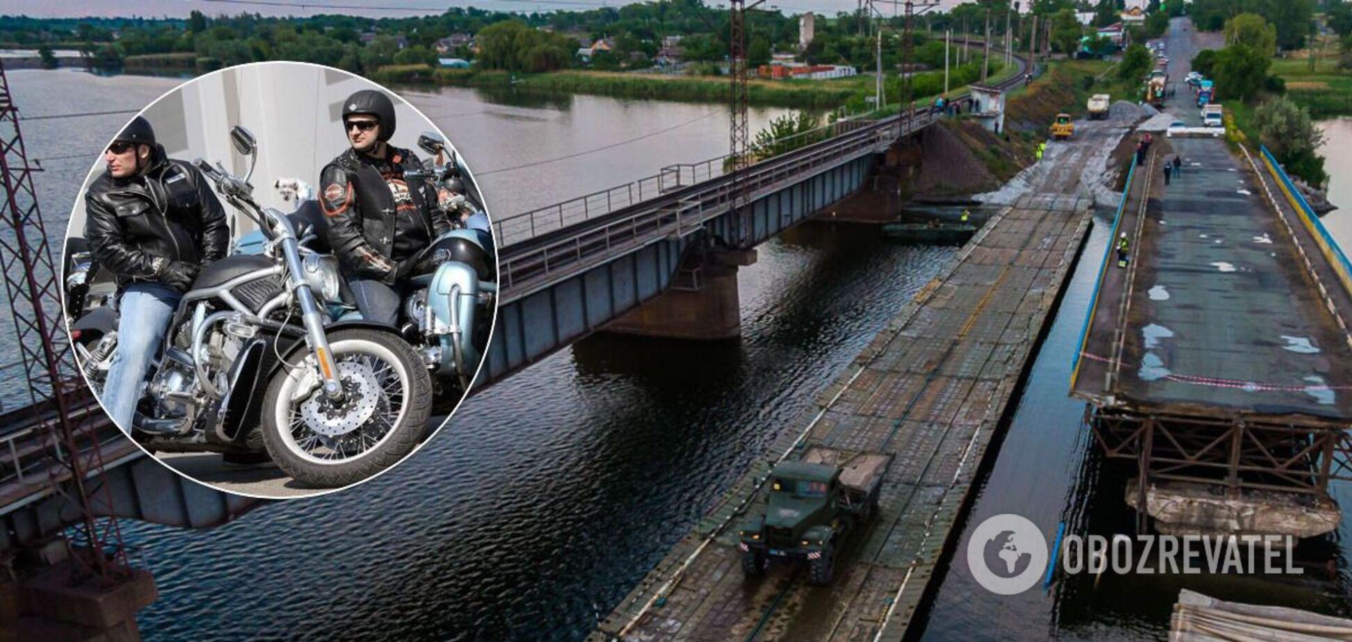 На Дніпропетровщині байкери скинули сторожа з мосту: чоловік у реанімації