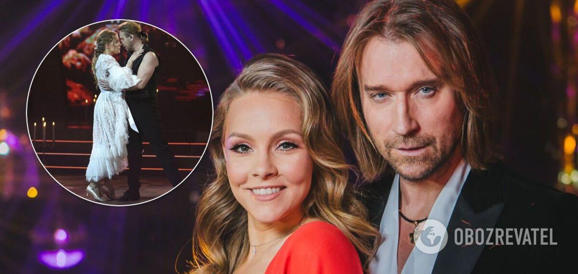 Винник и Шоптенко взбудоражили сеть страстным выступлением на 'Танцях з зірками'