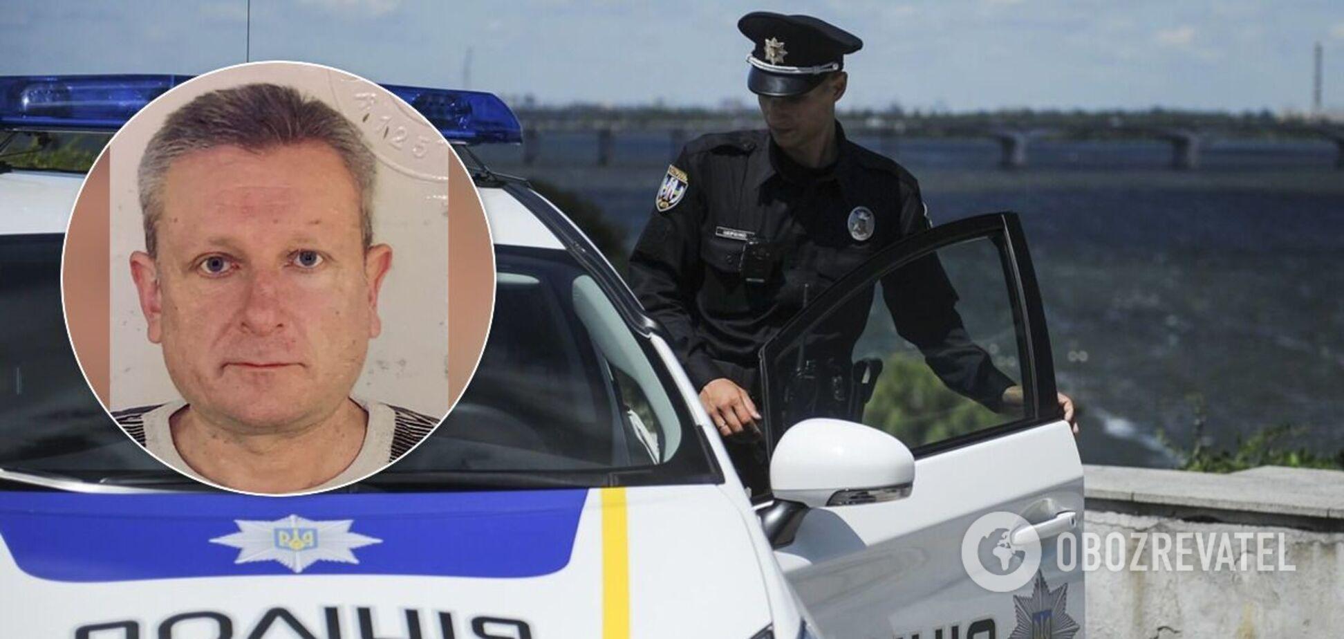 В Днепре разыскивают пропавшего 47-летнего мужчину. Фото и приметы