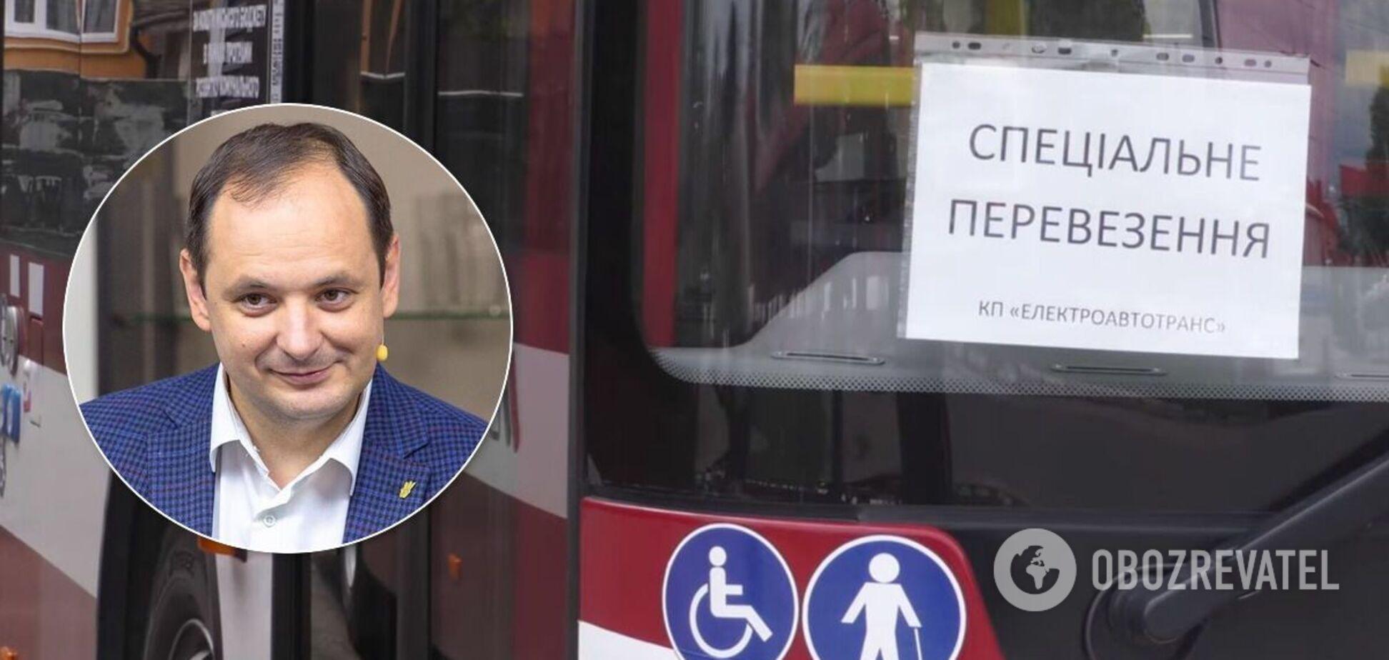 Мэр Ивано-Франковска Руслан Марцинкив