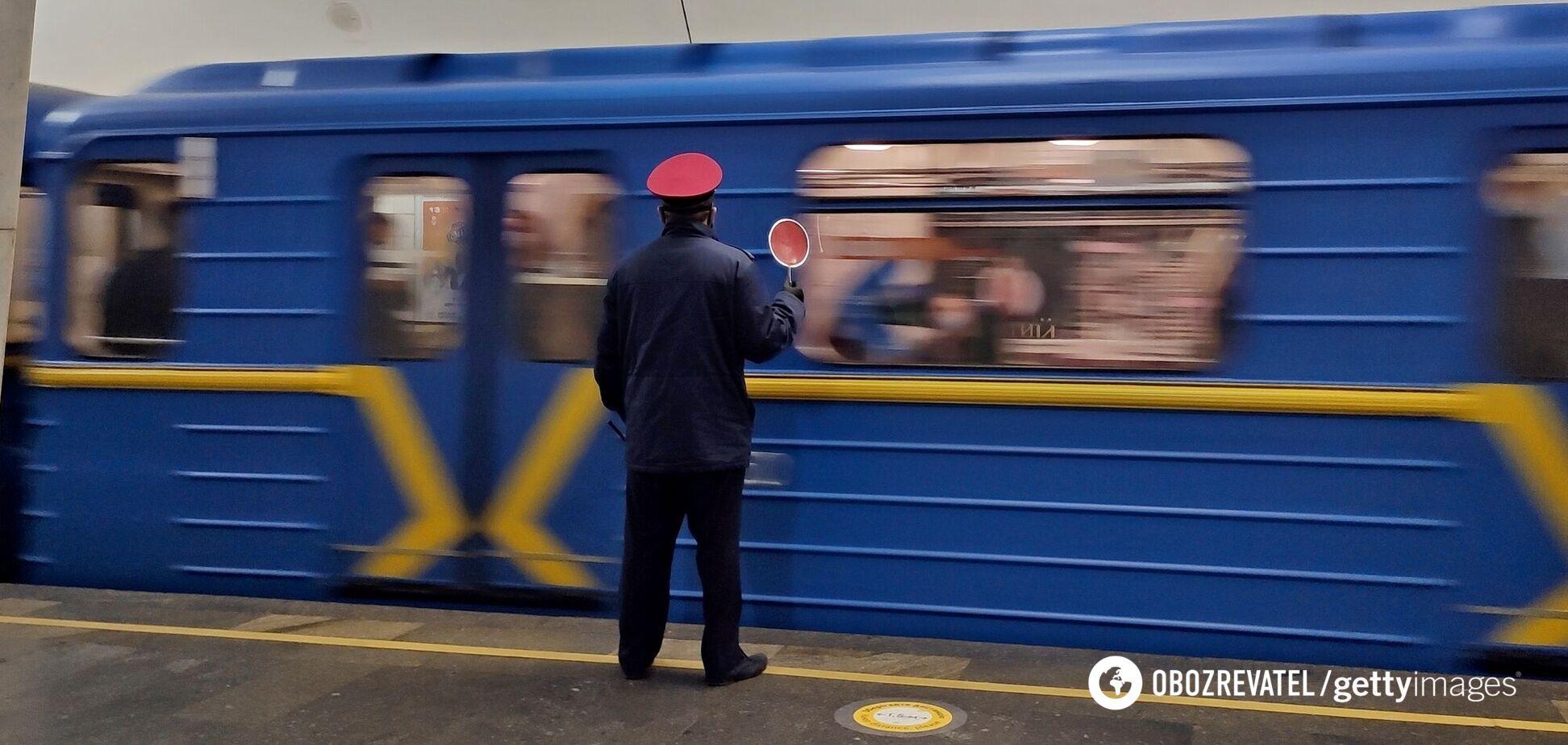 У мережі показали таємничий тунель у метро Киева. Ілюстрація