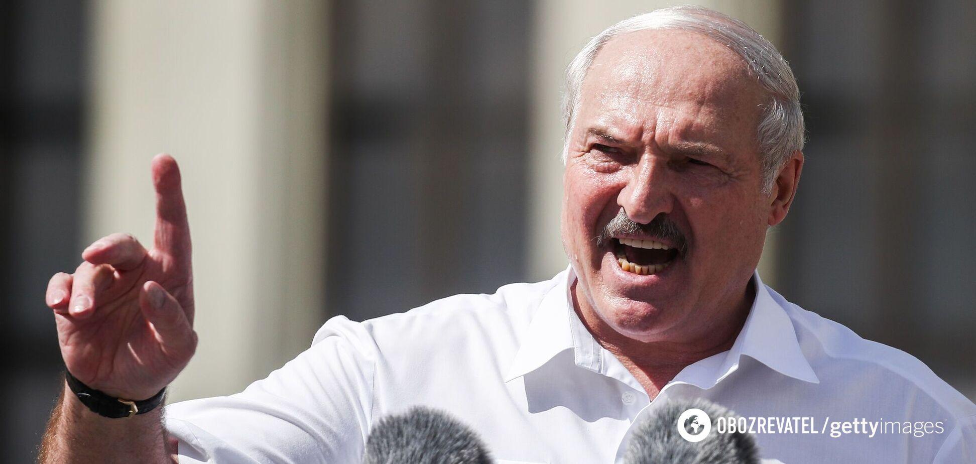 Латвия, Литва и Эстония запретили въезд Лукашенко и ввели санкции