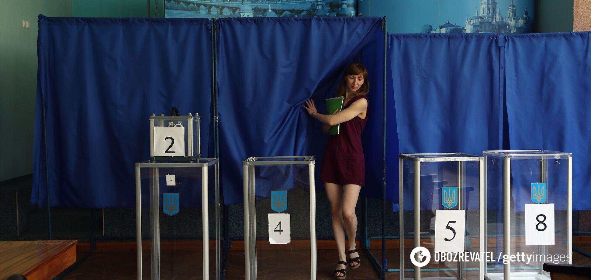 Кабмін затвердив протиепідемічні правила для місцевих виборів