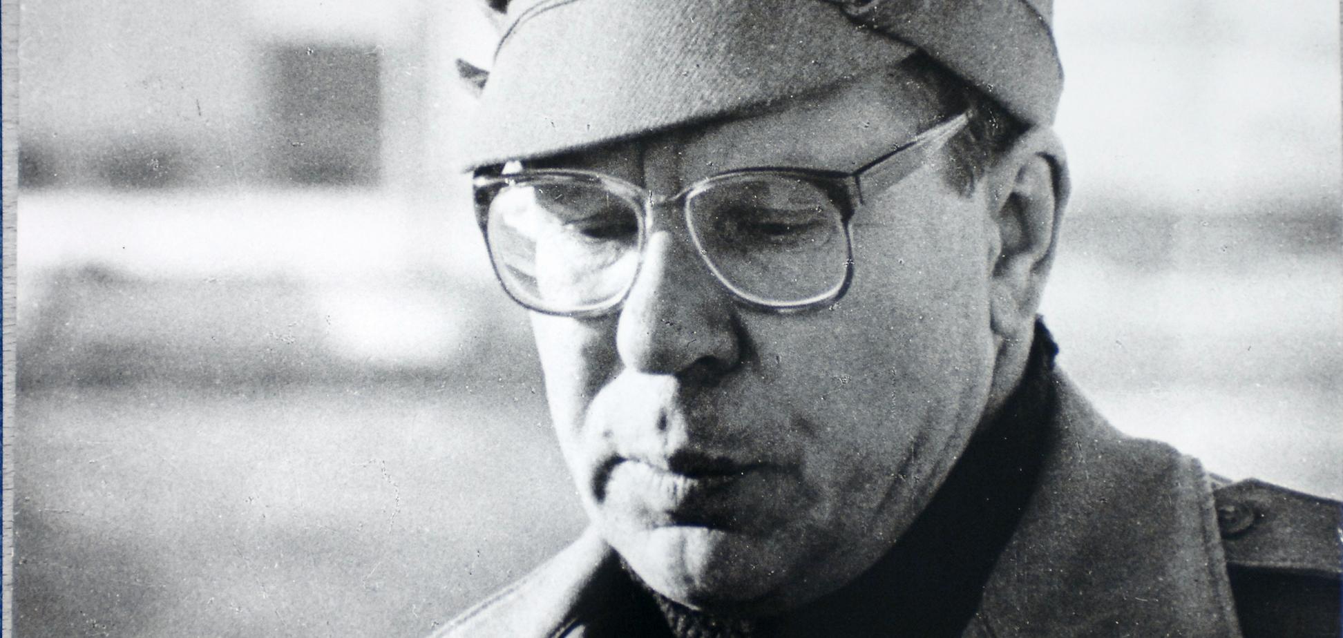 Валерій Легасов був єдиним вченим, що працював на місці катастрофи в Чорнобилі