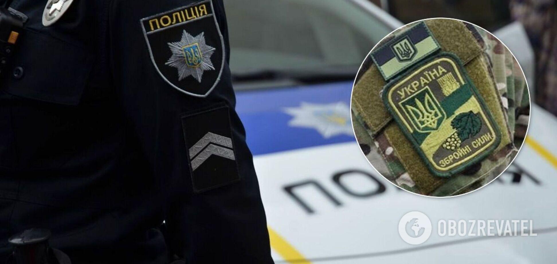 У поліції уточнили подробиці бійки за участю ветеранів АТО в Токмаку