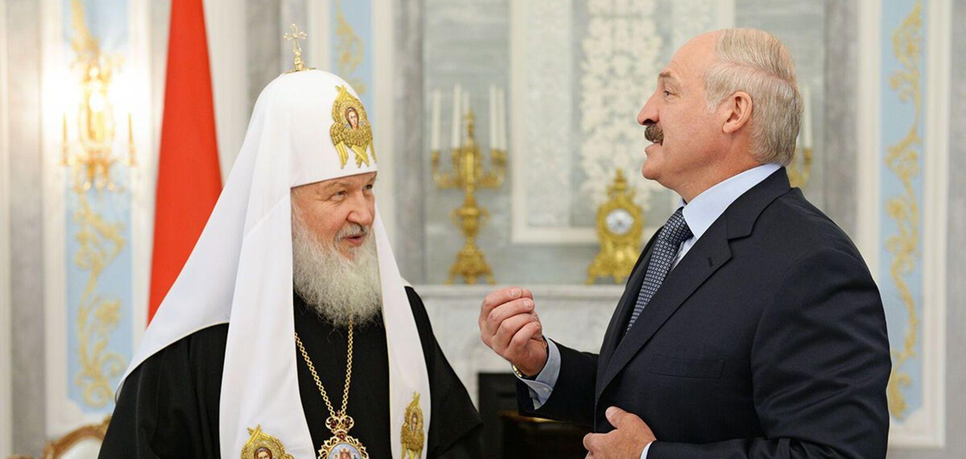 Хто привітав Лукашенка