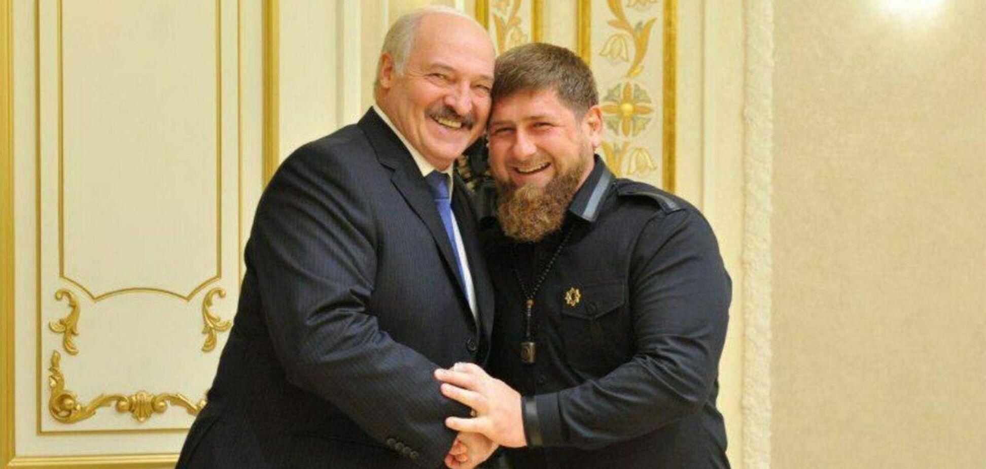 Кадыров расхвалил Лукашенко