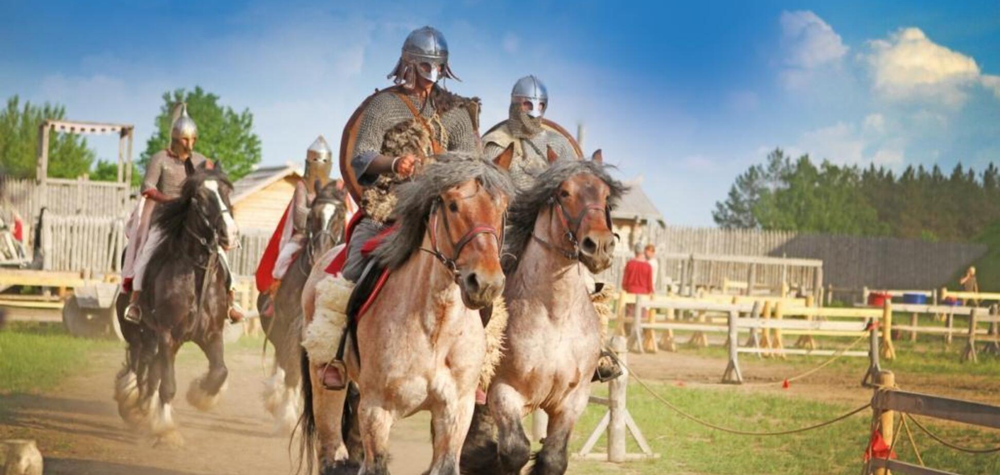 Масштабні історичні кінні баталії пройдуть під Києвом