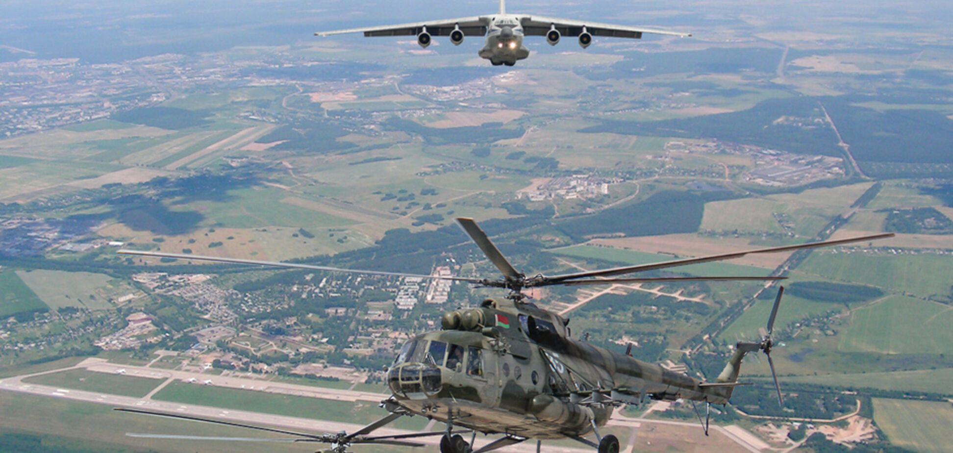 Беларусь проведет учения силами ВВС и ПВО