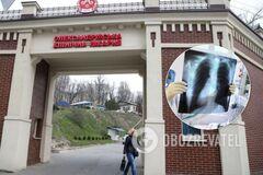В Александровской больнице рассказали о тяжелом пациенте с коронавирусом