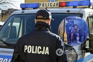 У Польщі затримали українця