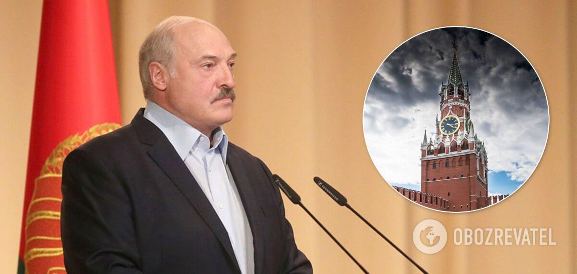 Лукашенко заявил, что РФ боится потерять такого союзника, как Беларусь