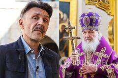 Шнуров у вірші висміяв патріарха Кирила