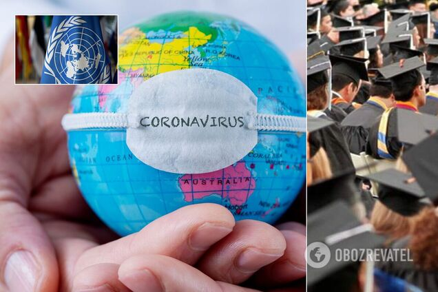 В ООН представили план спасения образования во времена пандемии COVID-19: есть угроза для целого поколения