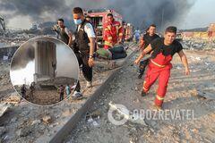 Не менее 10 человек погибли в результате взрыва в Бейруте