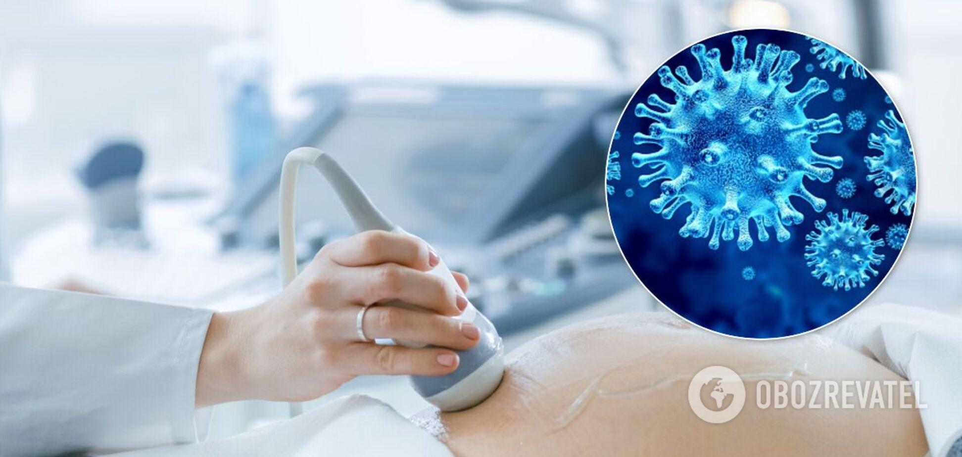 В Сумах роженица заразила врачей COVID-19