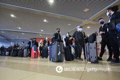 У МОЗ пояснили правила в'їзду до України для іноземців