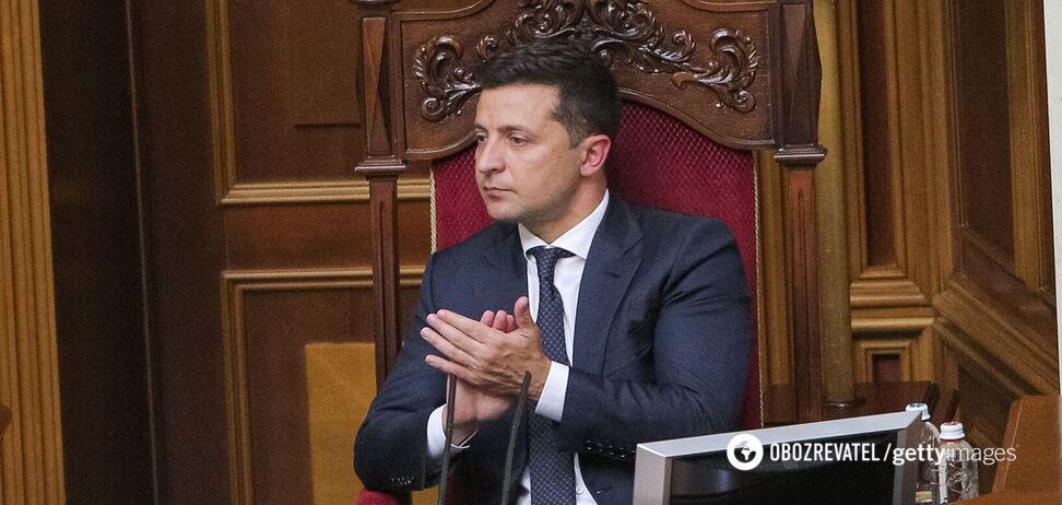 В ОПУ виправдали пізню реакцію Зеленського на вбивство медика на Донбасі