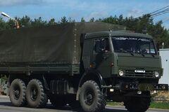 Россия пригнала на Донбасс военную технику