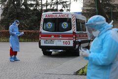 У Луцьку всі лікарні, які приймають хворих з COVID-19, переповнені