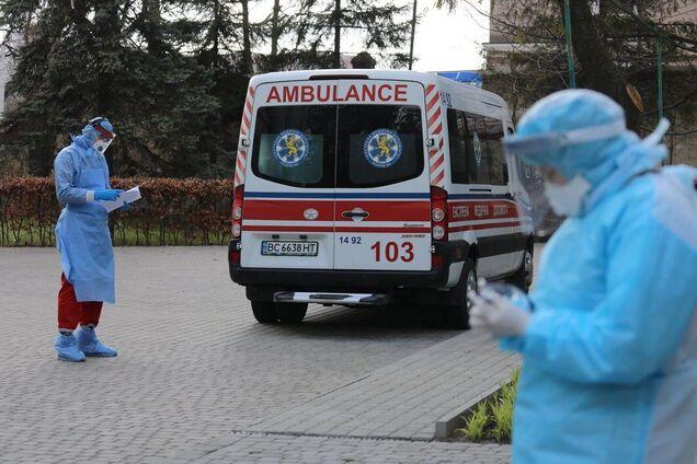 В Луцке все больницы, которые принимают больных с COVID-19, переполнены