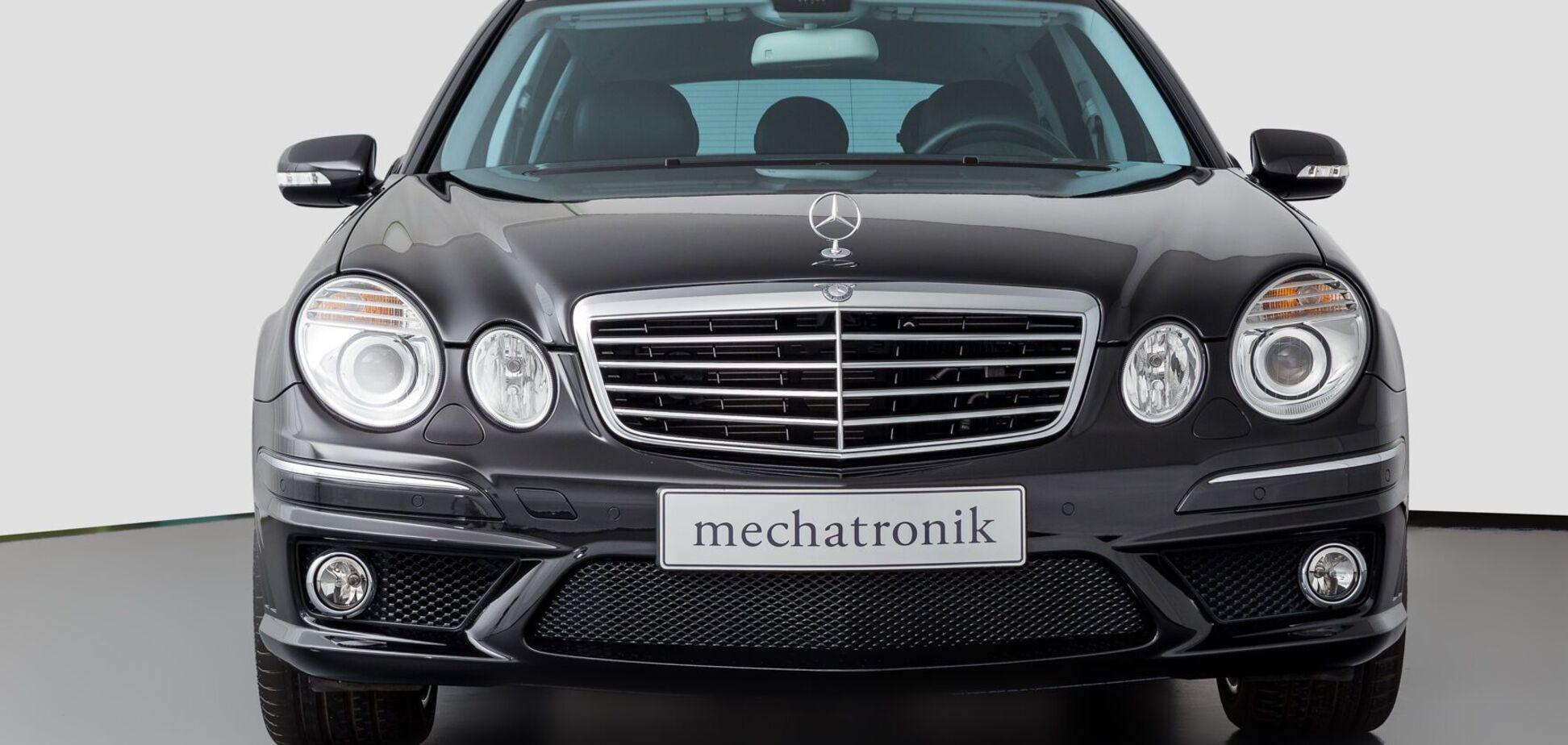 Продается ''лупатый'' Mercedes, на котором можно заработать десятки тысяч евро