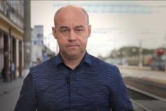 Мэр Тернополя Сергей Надал