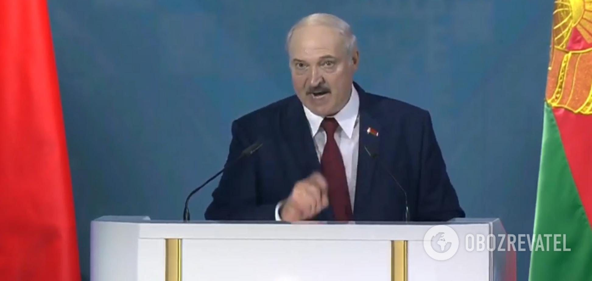 Лукашенко пригрозил России из-за переброски нового отряда наемников в Беларусь