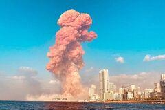 В России запустили фейк о якобы причастности Украины к взрыву в Бейруте